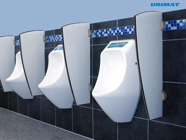 URIMAT – the waterless urinal / Swiss made since 1998