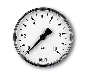 Manometer | Pressure Gauge 0-10 bar