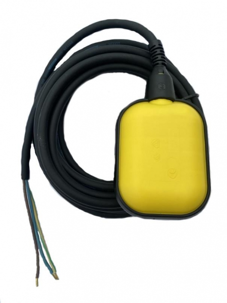 Float Switch with 5m cable | emptying