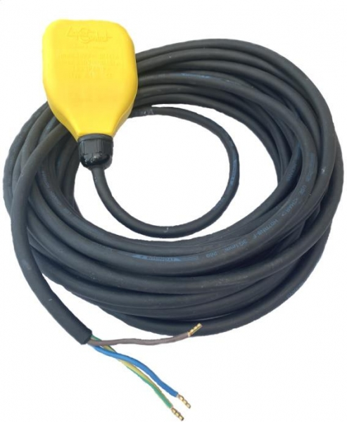 Float-Switch with 10m cable for Mains Water Top-Up