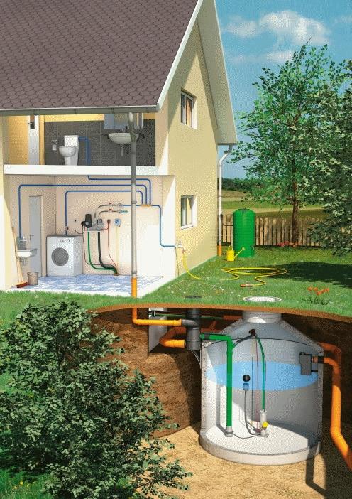 Rainwater Harvesting from WISY