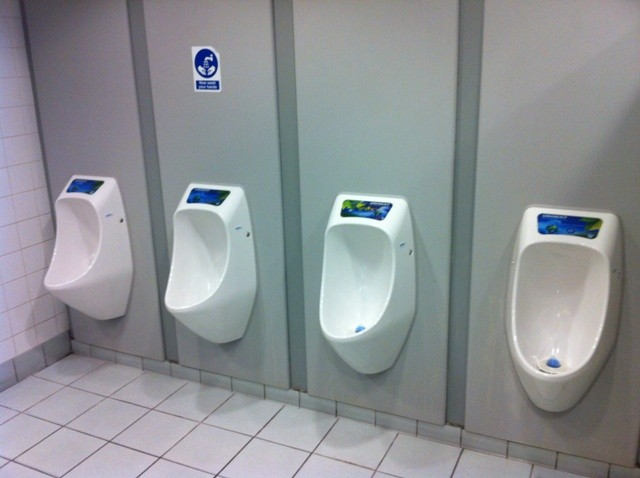 Why are URIMAT waterless urinals different?