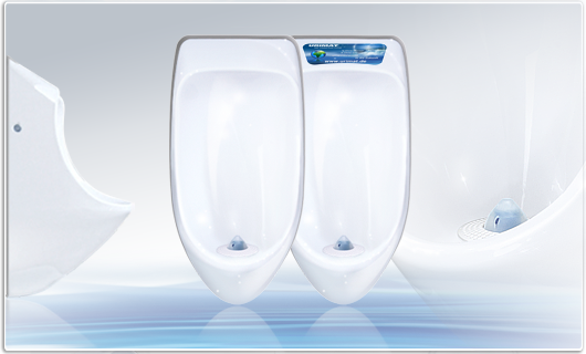 URIMAT eco waterless urinals