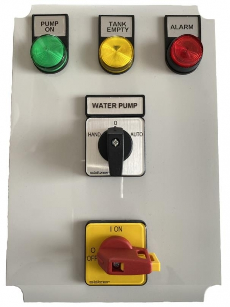 OMNI Pluvia Eco P | Rainwater Harvesting Control Panel