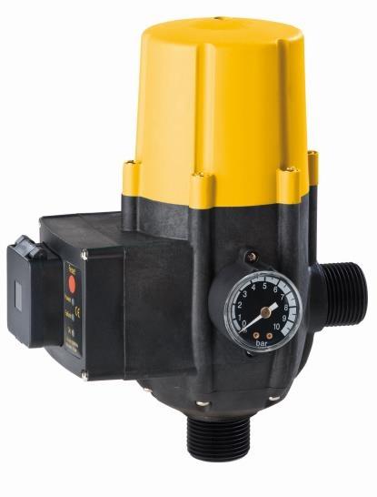 WISY ZETA 02 Pump Controller - Variable Start-Up Pressure