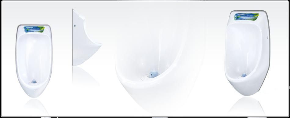 URIMAT ecoplus waterless urinal