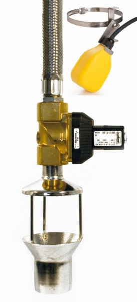 """Mains Water Top Up Set with ¾"""" solenoid-valve"""