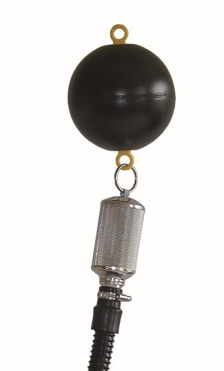 """WISY Floating Suction Filter - SAGF 1"""" with 1¼""""screw connection"""