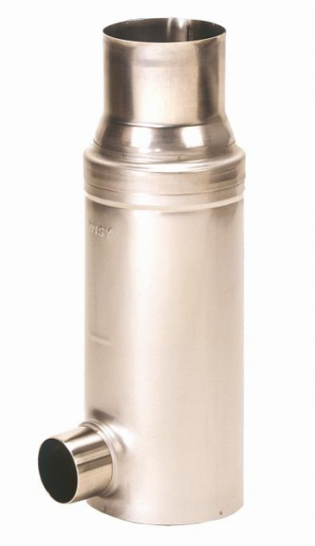 WISY Downpipe Filter FS 110 VA for size (DN) 100